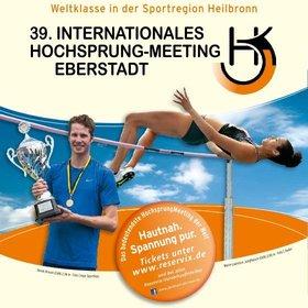 Bild Veranstaltung: 39. Internationales Hochsprung-Meeting Eberstadt