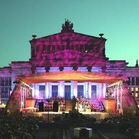 Image Event: Classic Open Air auf dem Gendarmenmarkt
