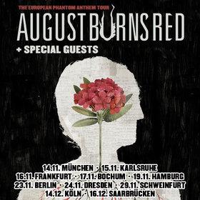 Bild Veranstaltung: August Burns Red