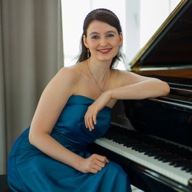 Bild: Klavierabend mit Hana Vlasakova