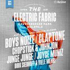 Bild Veranstaltung: The Electric Fabric