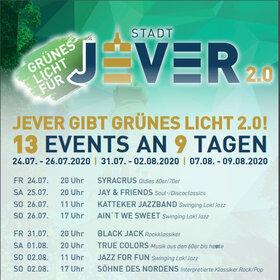 Image Event: Grünes Licht für Jever 2.0