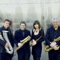 Bild: Rasch�r Saxophone Quartet