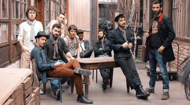 Sidi Watcho / Babylon Circus - Reggae/Ska meets Cumbia, Rap & Balkan