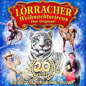Bild Veranstaltung: Lörracher Weihnachtscircus - Das Original!