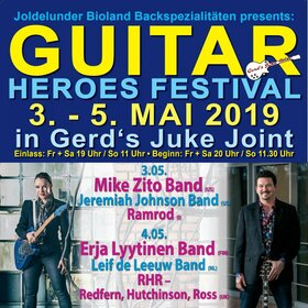 Image Event: Guitar Heroes Festival