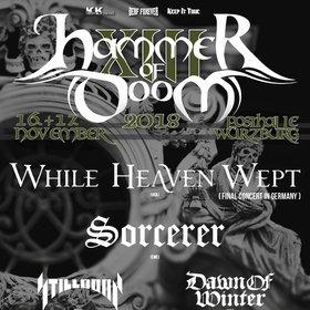 Bild Veranstaltung: Hammer Of Doom