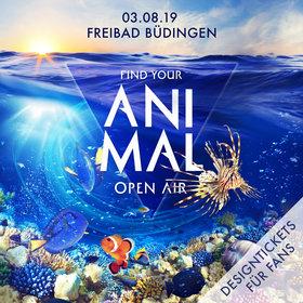 Bild: Find Your Animal Festival