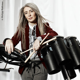 Image: Evelyn Glennie