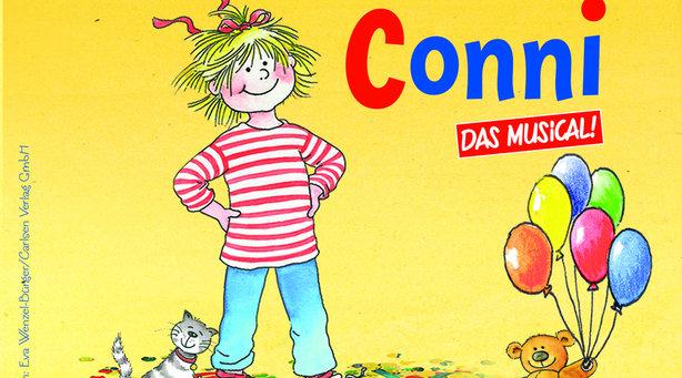 Bild: Conni - Das Schul-Musical - Das Familienmusical für Jung und Alt!