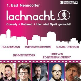 Image: 1. Bad Nenndorfer Lachnacht