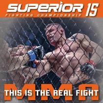 Bild Veranstaltung MMA - Superior Fighting Championship 15