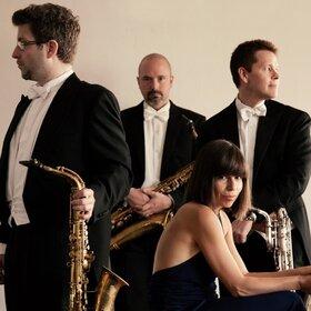 Image Event: Raschèr Saxophone Quartet