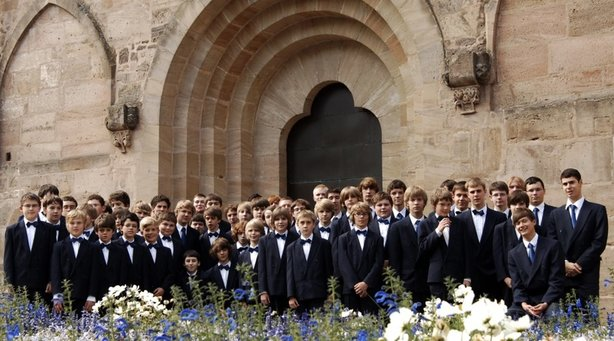 Bild: Geistliche Chormusik mit dem Windsbacher Knabenchor
