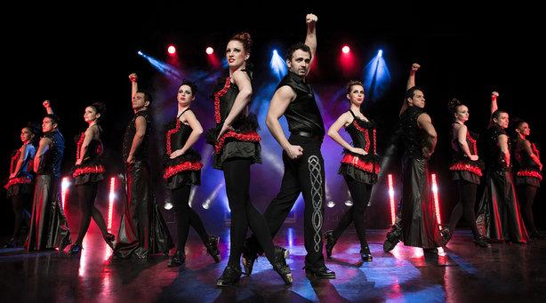 Bild: Night of the Dance - Irish Dance Revolution