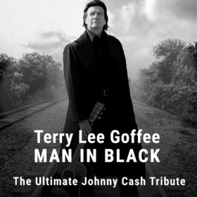 Image: Terry Lee Goffee - The Ultimate Johnny Cash Tribute