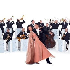 Image Event: Andrej Hermlin and his Swing Dance Orchestra