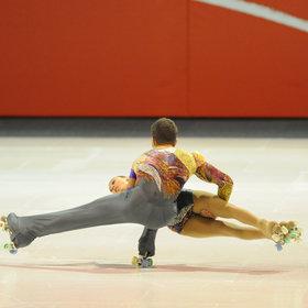 Bild: Europameisterschaft im Rollkunstlauf 2016