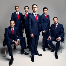 Bild: The King´s Singers