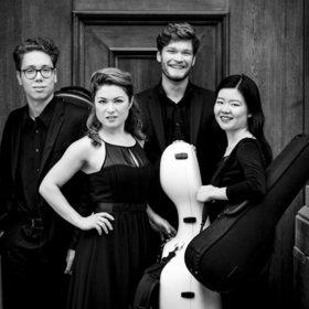 Image: Dvorak String Quartet