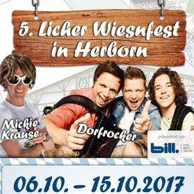 Bild Veranstaltung: Licher Wiesnfest Herborn