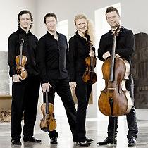 Bild: Pavel Haas Quartett