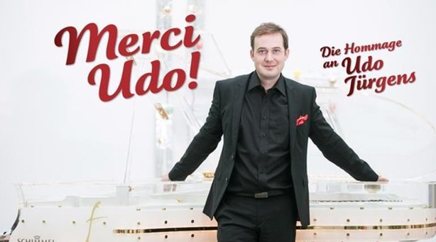 Bild: Michael von Zalejski: Merci Udo! - Die Hommage an Udo Jürgens