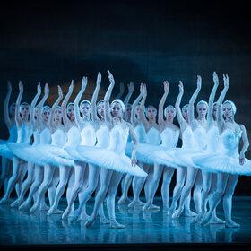 Image: Schwanensee - Russisches Ballettfestival Moskau