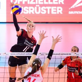 Bild: Damen Volleyball-Nationalmannschaft