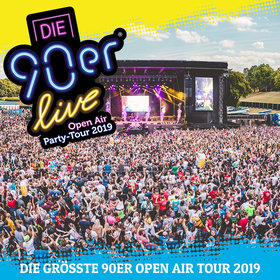 Image: Die 90er live - Open Air Party-Tour