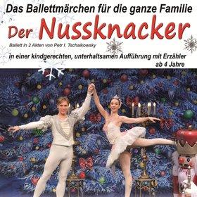 Bild Veranstaltung: Der Nussknacker - Prager Festspiel Ballett