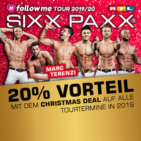 Image Event: SIXX PAXX on Tour