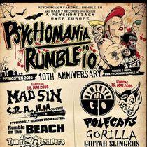 Bild Veranstaltung Psychomania Rumble