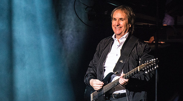 Bild: Chris de Burgh - Solo Tour 2018