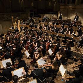 Bild: SJSO Schweizer Jugend-Sinfonie-Orchester auf Tournee