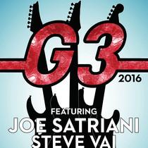 Bild Veranstaltung G3 feat. Joe Satriani, Steve Vai, The Aristocrats
