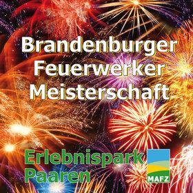 Image: Brandenburger Feuerwerker-Meisterschaft