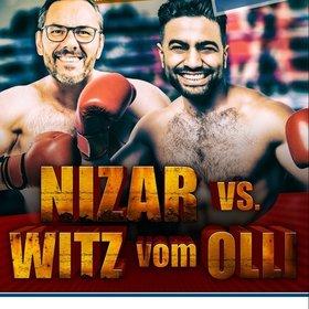 Image: Nizar vs. Witz vom Olli