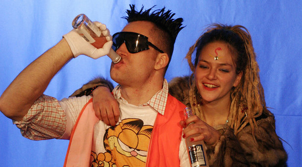 Bild: Kinder der Raver Tour - HGich.T + Acid Aftershow
