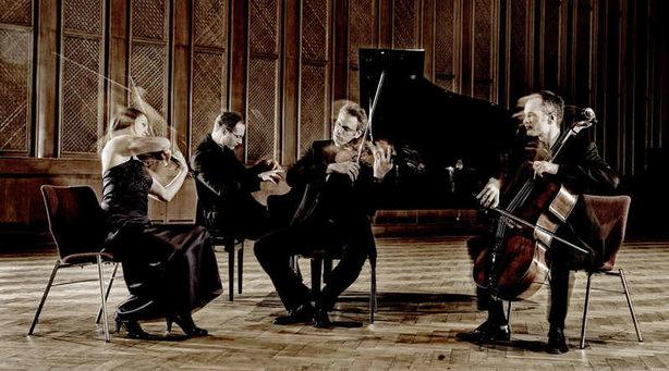 Bild: Fauré Quartett