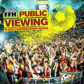 Bild: Public Viewing WM 2018