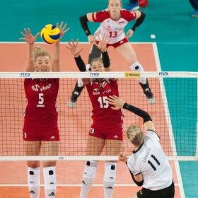 Image: Volleyball-Länderspiel: Deutschland - Ungarn