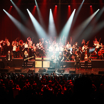 Bild: Rock meets Classic - mit großem Orchester & Band
