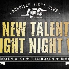Image: NFC - New Talent Fight Night