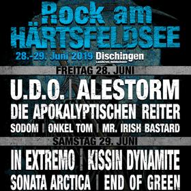 Image: Rock am Härtsfeldsee
