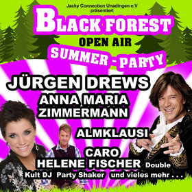 Bild: Black Forest Summer Party