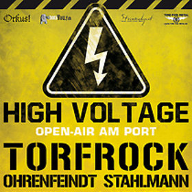 Image: High Voltage Open Air