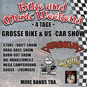 Bild Veranstaltung: Bike and Music Weekend
