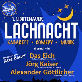 Image: Lichtenauer Lachnacht
