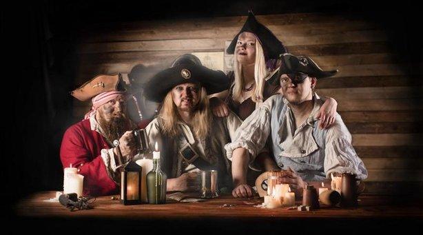 Goldrush Productions & metal1.info presents: Mr. Hurley & Die Pulveraffen - Leviathan-Tour 2019